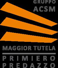 Logo Maggior Tutela Primiero Predazzo <small>Gruppo ACSM</small>